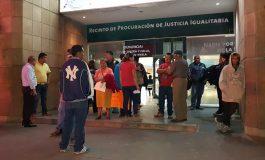 Liberan a los 10 detenidos por caso Milpillas, continuarán proceso advierte la Fiscalía