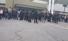 Familiares y amigos despiden a ministerial caído en Jardines del Estadio