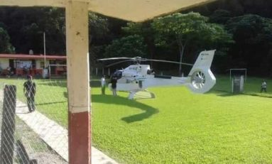 Turistas rusos aterrizan de emergencia en la Huasteca por falta por falta de combustible