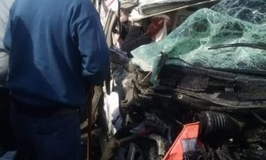 Fatal accidente en Santa María del Río
