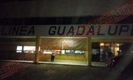 Asaltan la estación de la Línea Guadalupe
