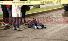 Mujer de la tercera edad muere arrollada en la avenida 20 de Noviembre