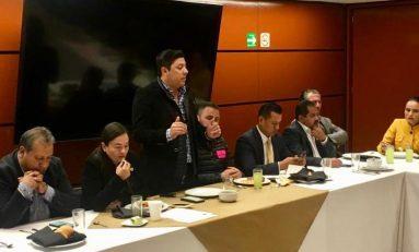 Ricardo Gallardo anuncia que municipios recibirán incremento de 7% del Ramo 33
