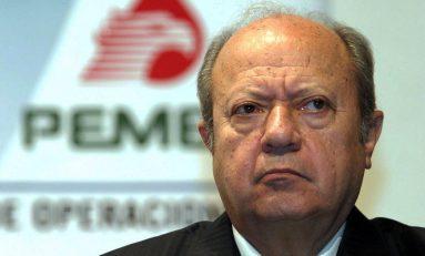 Congelan cuentas de Romero Deschamps por investigaciones en su contra
