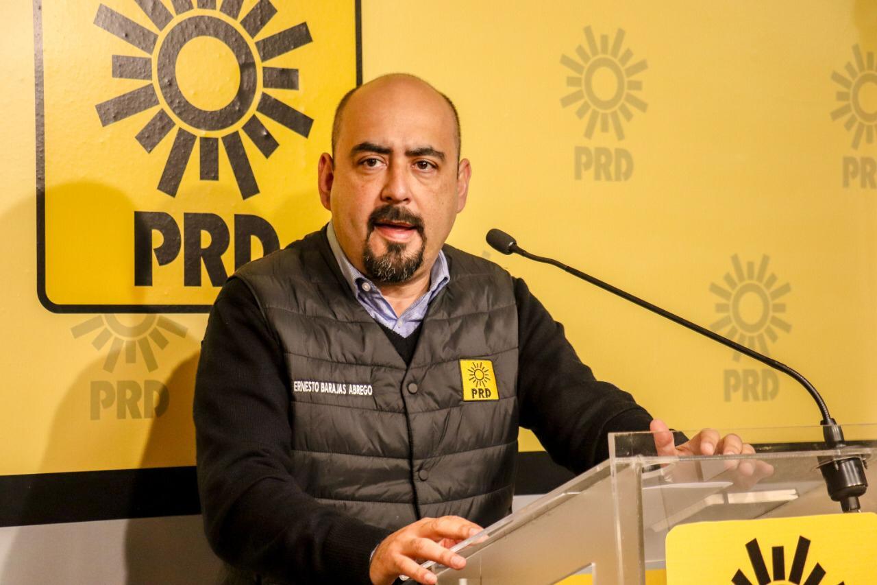 A 100 días de gobierno de Nava no hay ningún cambio prometido: PRD