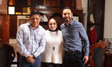 Con recursos federales, Erika Briones podría impulsar desarrollo en Villa de Reyes: Gallardo Cardona