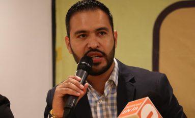 Tesorero Portilla queda en ridículo con acusaciones falsas: PRD