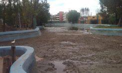 Parque de Morales, en el olvido: El Lago está muerto y luce descuidado