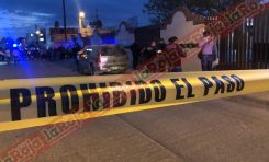 Violenta ejecución en la Colonia Prados Segunda Sección desata pánico y terror