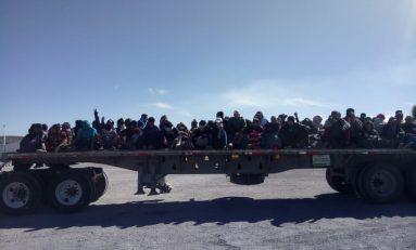 Cruz Roja en SLP mantiene operativo para atender a migrantes durante su estancia