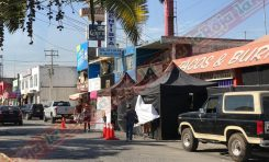 INICIAN RODAJE DE UNA SERIE TELEVISIVA EN LA EMBLEMÁTICA AVENIDA RICARDO B. ANAYA
