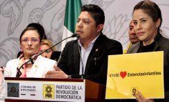 Pide Ricardo Gallardo rectificar recorte a estancias infantiles