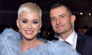 Katy Perry y Orlando Bloom anuncian compromiso