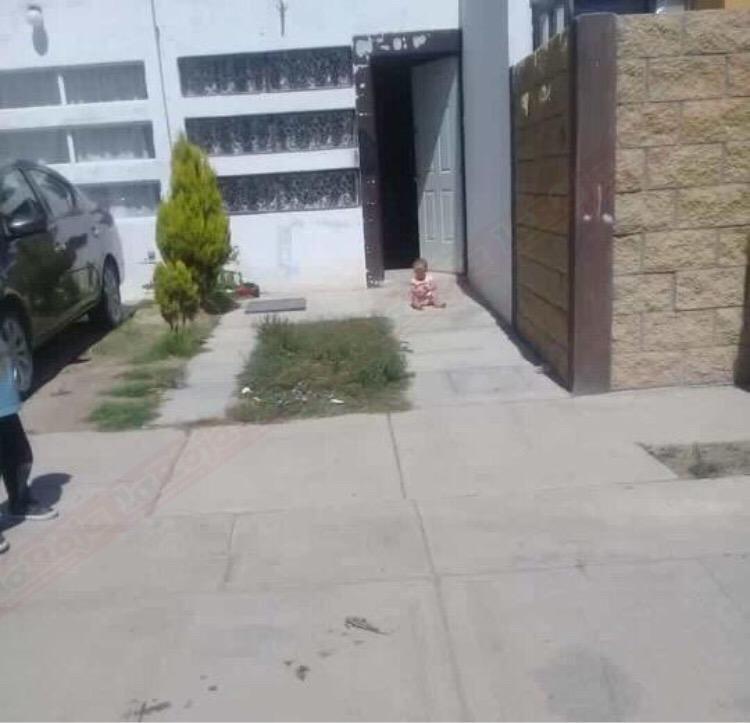 Vecinos piden intervención del DIF ante el abandono y constante maltrato de los integrantes de una familia