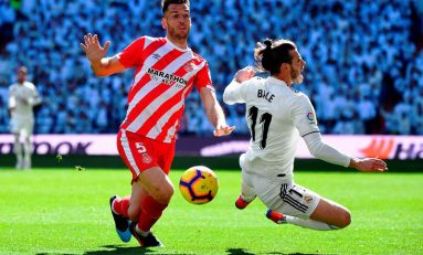 Real Madrid pierde ante Girona