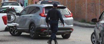 Ministeriales disuaden riña en Tlaxcala y arrestan a 4