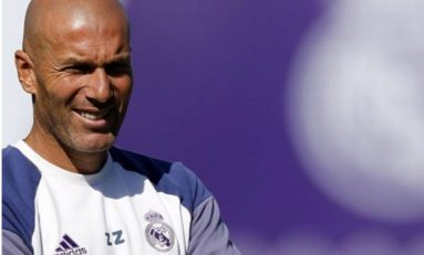 REGRESA ZINEDINE ZIDANE AL REAL MADRID.