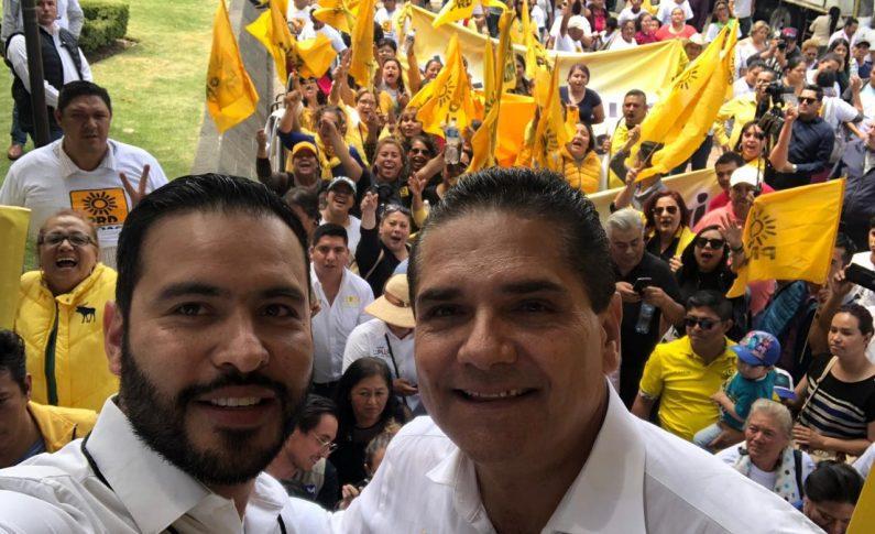 Hay unidad y coordinación con el PRD Nacional: Juan Ignacio Segura Morquecho