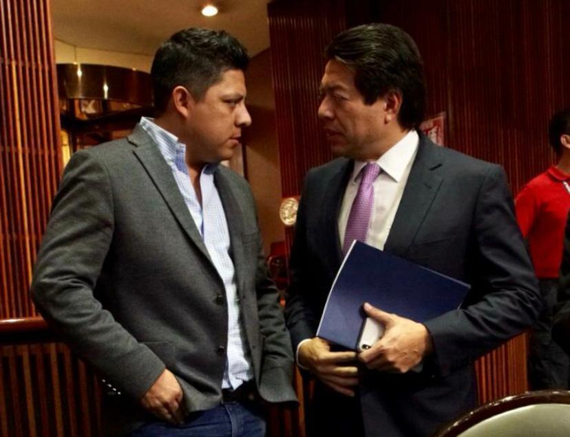 Diputados independientes a favor de la revocación de mandato: Ricardo Gallardo