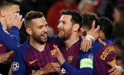 Manchester United vs Barcelona adorna los cuartos de final de la Champions League