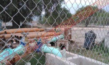 """Vecinos siguen clamando por la falta de agua y """"El Huevo"""" Purata ni se inmuta"""