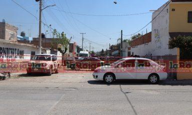 Policía ministerial revienta en Soledad almacén de artículos presuntamente robados