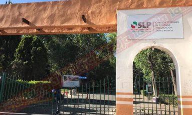 Anuncian cierres preventivos en Parque Tangamanga por ráfagas de viento
