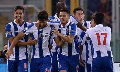 El Porto de los mexicanos avanza a cuartos en la Champions League