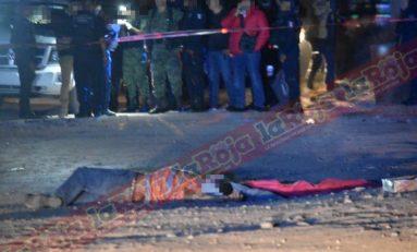 Nueva ejecución, aparece el cuerpo sin vida de un sujeto en Fraccionamiento Valle Verde