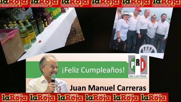 Y mientras Carreras festejaba su cumple… SE DAN EN SLP NUEVE EJECUCIONES
