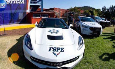 Presentan patrullas fifís en Guanajuato
