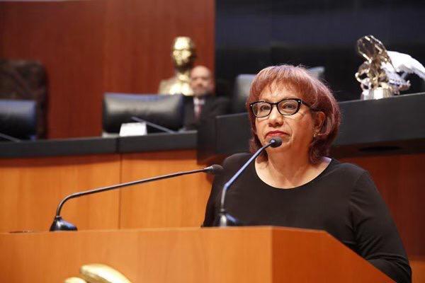 """Presencia de Gallardo con AMLO, """"acto de reivindicación política"""": Leonor Noyola"""