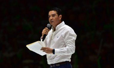 """""""Seguimos sumando liderazgos al Partido Verde"""": Emmanuel Ramos"""