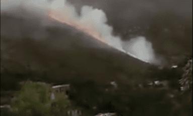 Incendio en Real de Catorce enciende las alertas para Gobierno del Estado