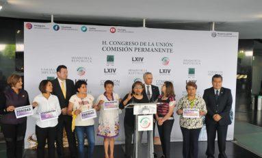 Paridad de género, triunfo histórico de las mujeres: Noyola Cervantes