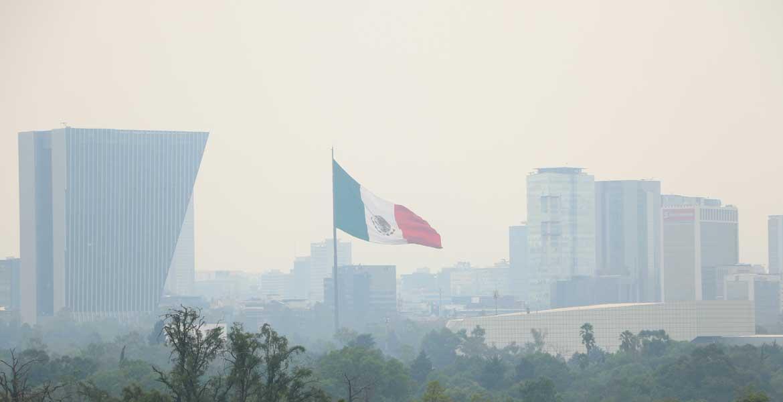 Por incendios se activa contingencia ambiental en la Ciudad de México