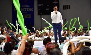Juventud y experiencia, el aporte de Emmanuel Ramos al PVEM: Puente Salas