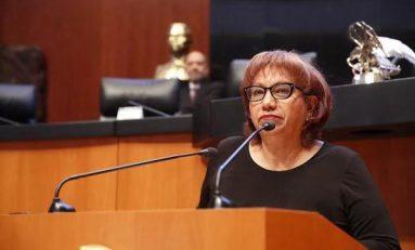"""""""Fiscal debe dictaminar sobre denuncias para que se les acabe el show a los panistas"""": Leonor Noyola"""