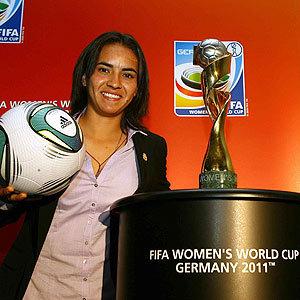 Gol de Mónica Ocampo es elegido como el mejor en la historia de los mundiales femeniles