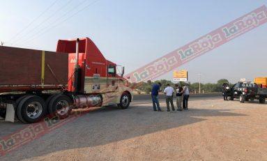 Transportistas alertan sobre tramo peligroso en la Carretera a Matehuala por constantes robos y asaltos