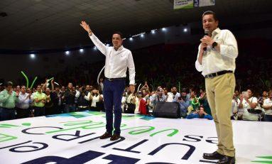 Se hace oficial, nombramiento de Ramos Hernández como dirigente del PVEM-SLP