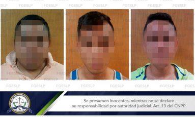 Caen tres asaltantes de comercios, se les vincula al menos con 15 robos