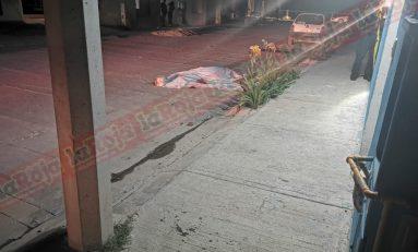 Joven muere baleado en la Colonia Valencia