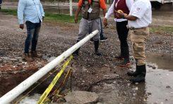 Ayuntamiento de Soledad continúa brindando apoyo a la población durante las lluvias