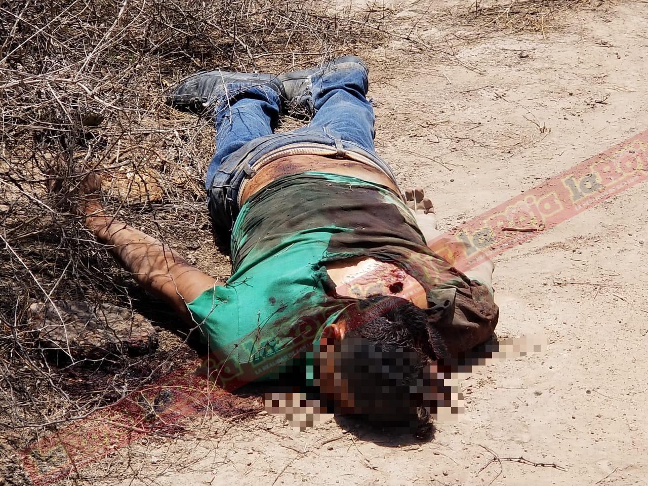 Hombre es asesinado en la Delegación de Bocas