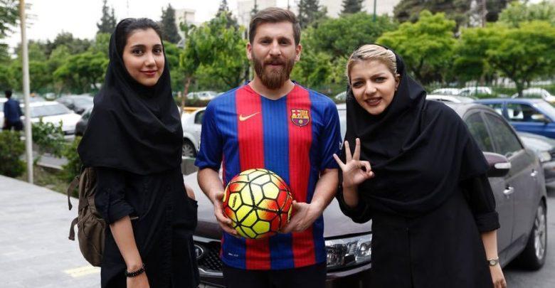 IRANÍ, ACUSADO DE FINGIR SER MESSI PARA ACOSTARSE CON 23 MUJERES.