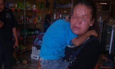 Mujer extravía a su hijo de 3 años y es encontrado por vecinos de la Colonia Miraflores
