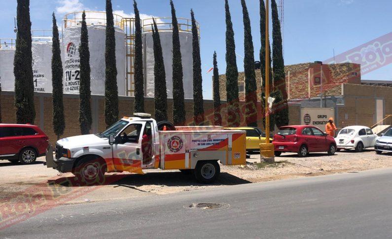 Derrame de combustible en una empresa de la Zona Norte de la capital deja un muerto y un herido