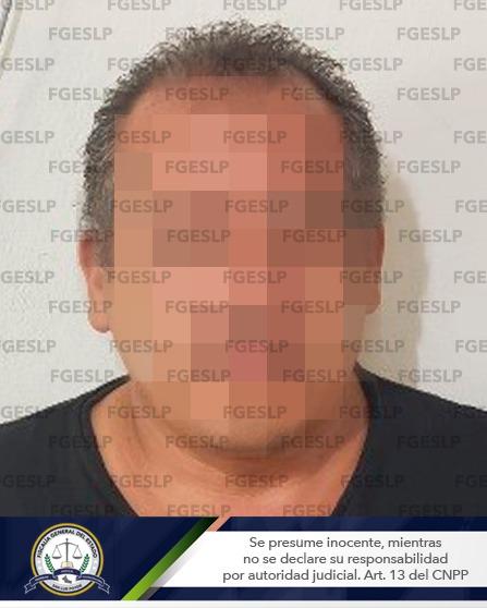 ¡Por mañoso! Arrestan en Matehuala a sujeto acusado de abusar a su hijastra