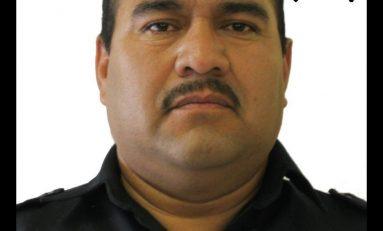 Lamenta la DGSPM el fallecimiento de uno de sus oficiales